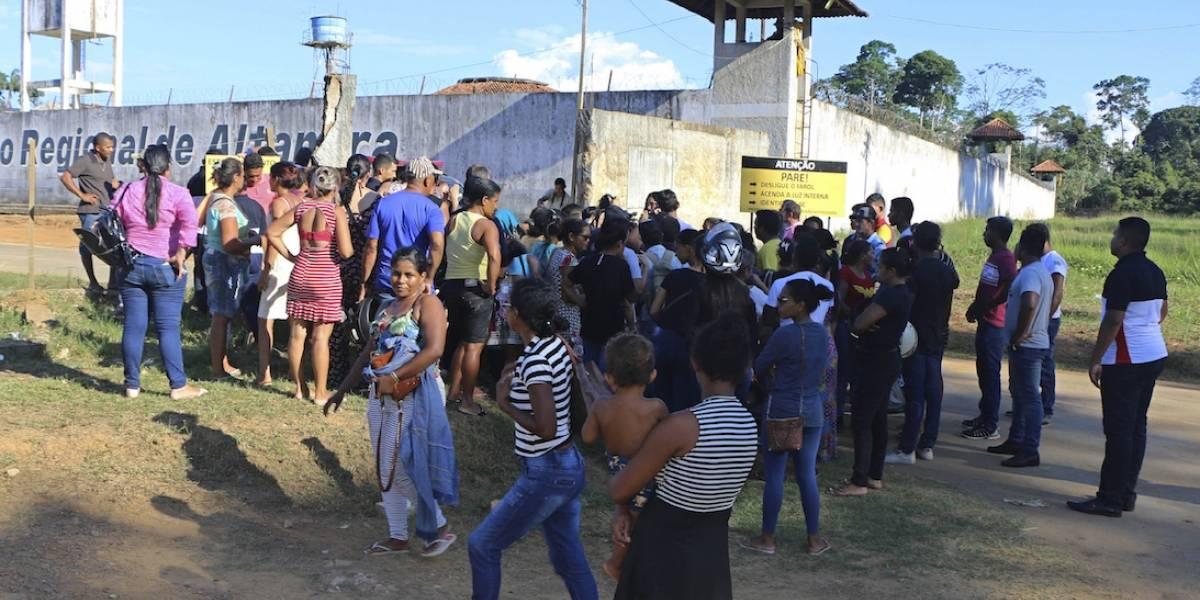 Matan a 4 presos durante traslado desde cárcel donde hubo masacre en Brasil