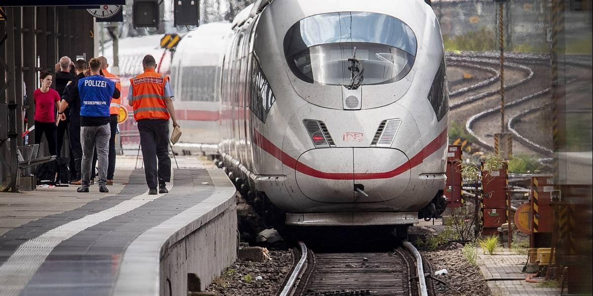 Racismo: partido de la ultra derecha alemana utiliza caso de hombre que lanzó a niño al tren para criticar las políticas de migración
