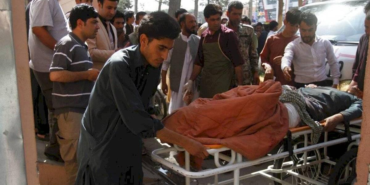 Explosión de mina deja al menos 32 muertos en Afganistán: varios niños se encuentran entre las víctimas fatales