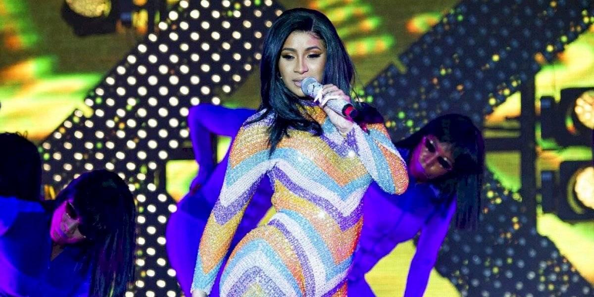 La rapera Cardi B canceló concierto en Indianápolis por amenaza terrorista