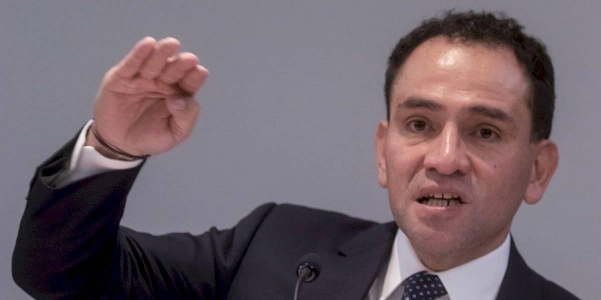 #PolíticaConfidencial La kriptonita de Herrera contra Buenrostro