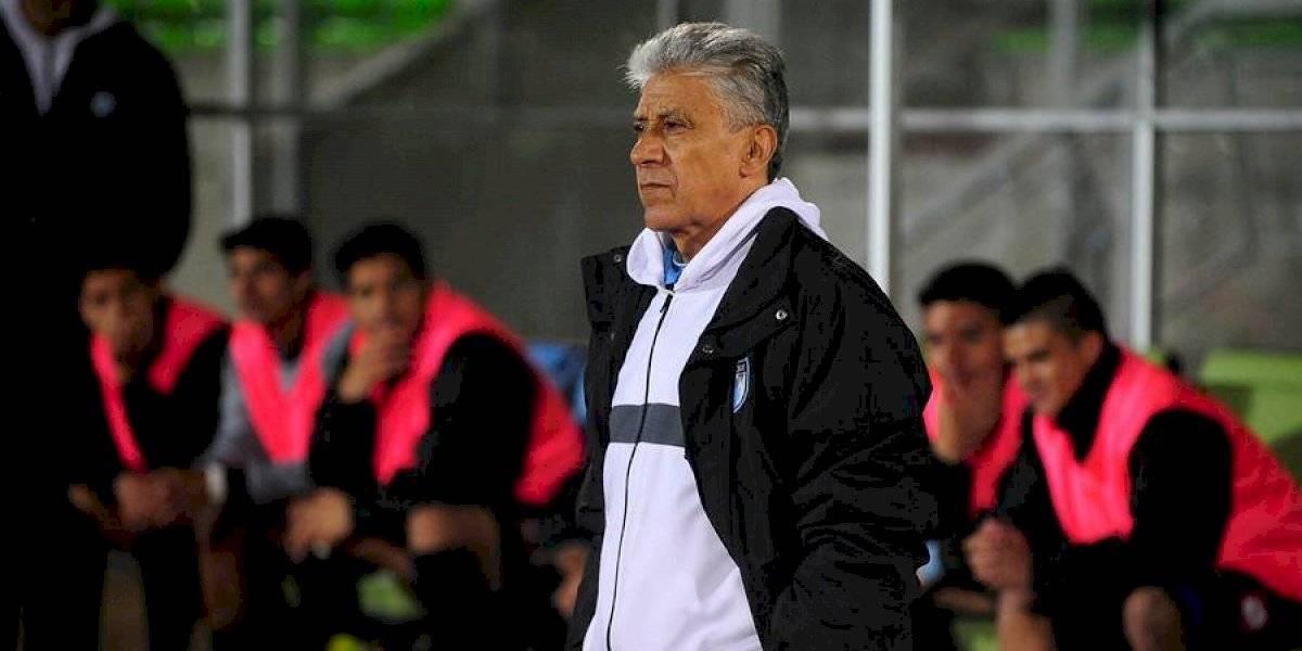 """El Negro Pinto destroza a Arias en la U: """"Tiene a los jugadores muy reprimidos, no sabe lo que quiere"""""""