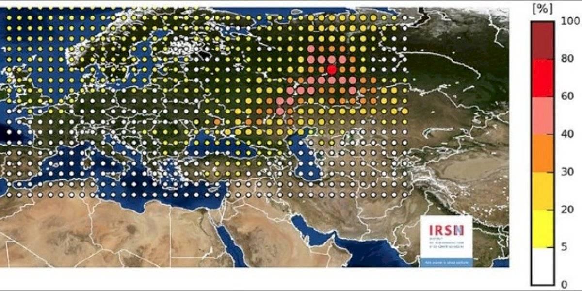 Rusia lo hizo de nuevo: ocultó accidente nuclear que generó una nube radioactiva que cubrió Europa