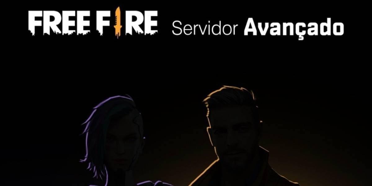 Garena Free Fire: pré-cadastro para Servidor Avançado termina nesta