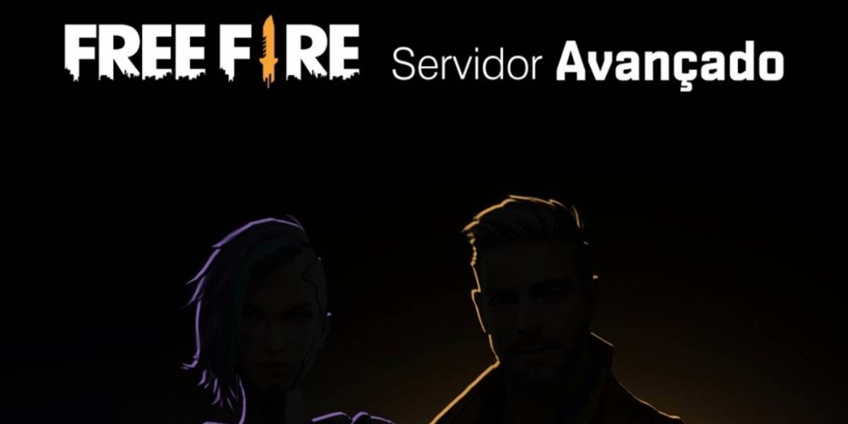 Servidor Avançado: Free Fire realiza pré-cadastro de jogadores battle royale