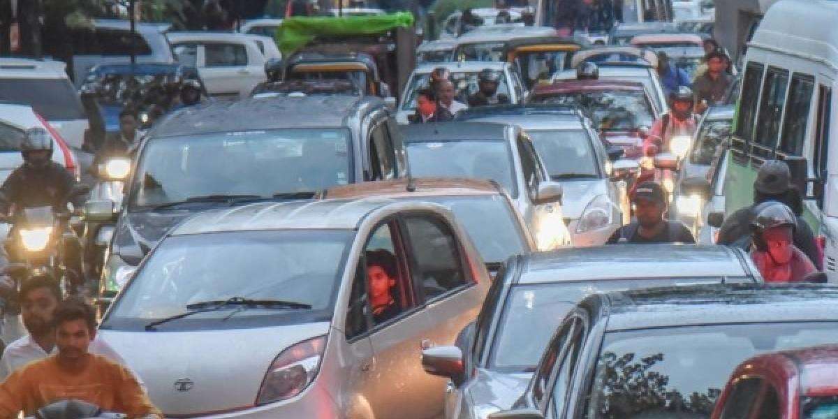 Plan 'Hoy no Circula', anteriormente Pico y Placa, también aplicará para taxis y motos de delivery