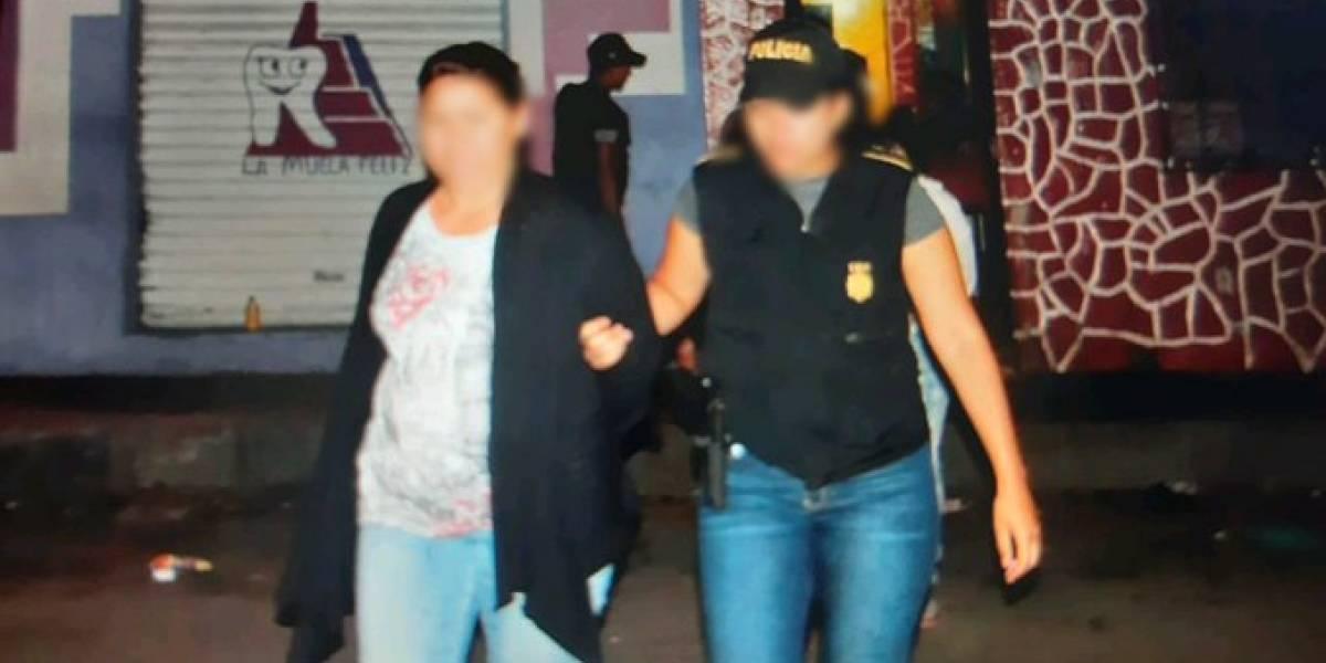 """Operativo """"Corazón Azul"""", contra la trata de personas, deja 11 capturados"""