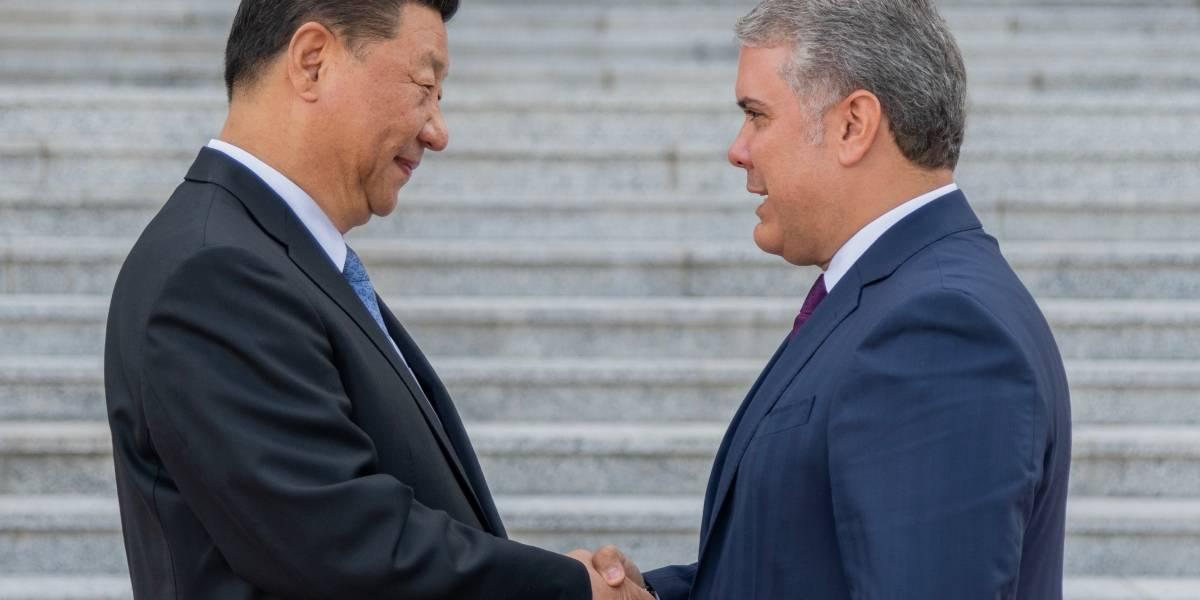 La forma en que Colombia quiere aprovechar la guerra entre EE. UU. y China