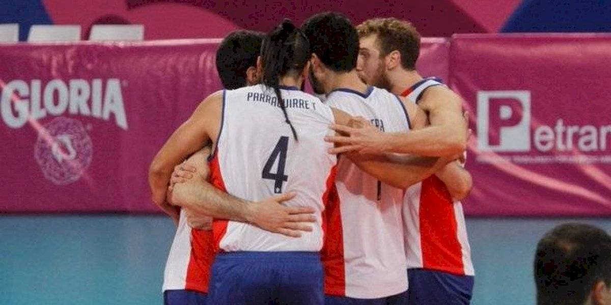 Team Chile de voleibol debuta con un histórico triunfo después de 48 años de ausencia en los Panamericanos