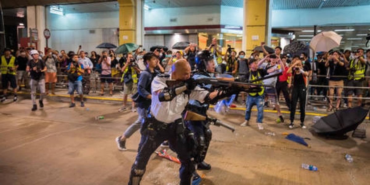 Expertos: La tensión entre China y Hong Kong podría agravarse