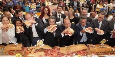 Feria de la Torta