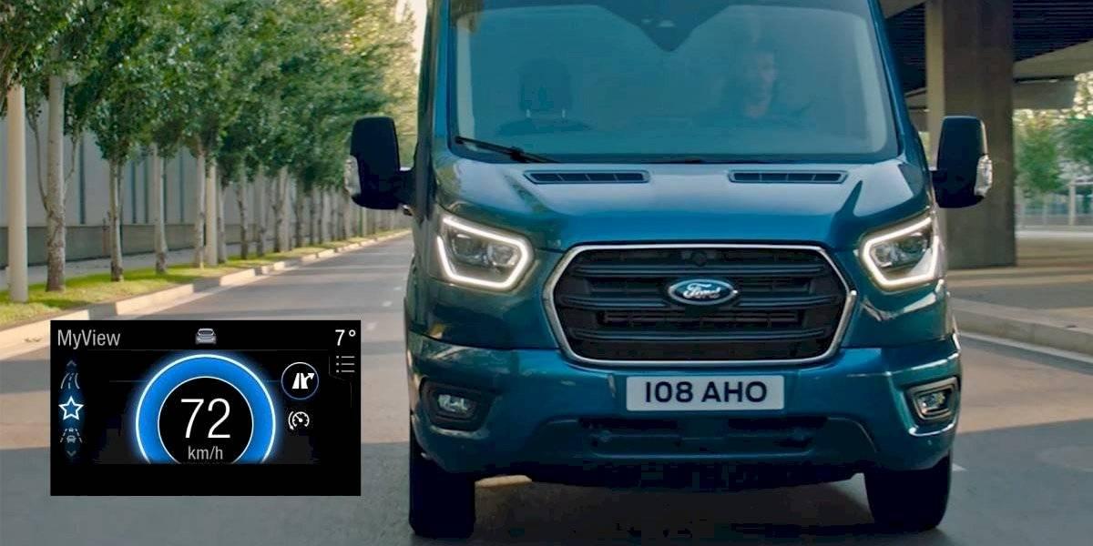 Ford aplica la conducción inteligente para mejorar la experiencia de manejo