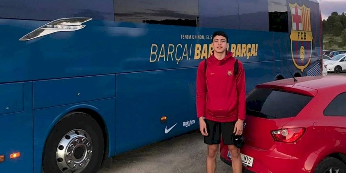 """""""Vivir en Ecatepec te hace fuerte"""": basquetbolista mexicano del Barcelona"""