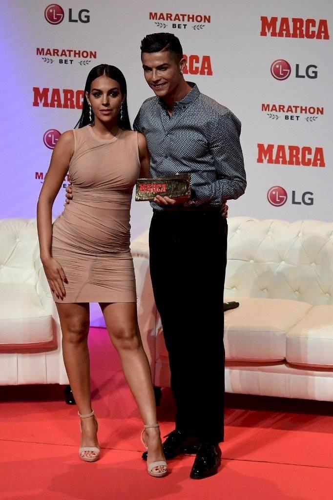 ¿Georgina Rodríguez está de nuevo embarazada?