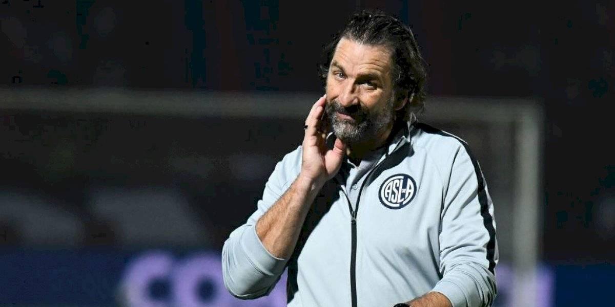Juan Antonio Pizzi sufre un revés internacional y queda eliminado con San Lorenzo en Copa Libertadores