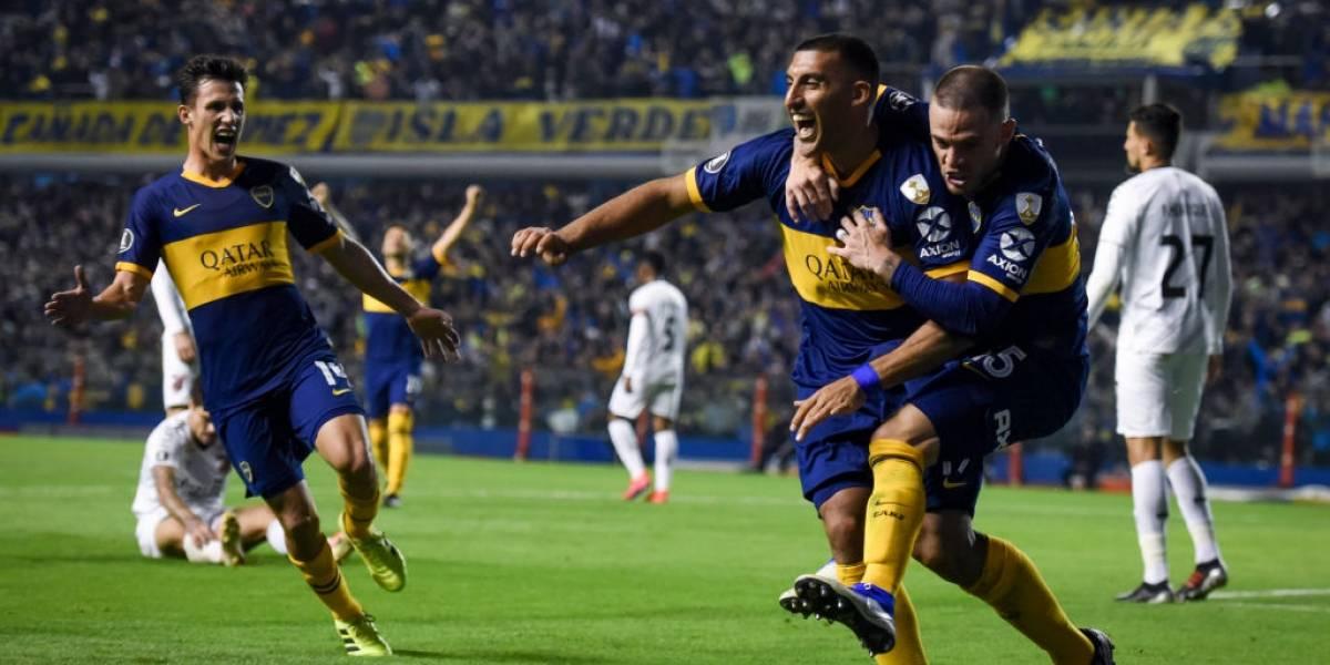 Se acerca el clásico en semifinales: Boca Juniors eliminó a Atlético Paranaense de la Copa Libertadores