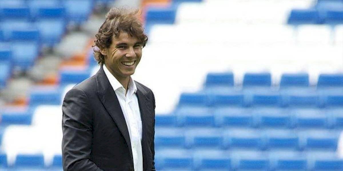 Ojo Florentino: Rafael Nadal no esconde su deseo de ser el presidente del Real Madrid
