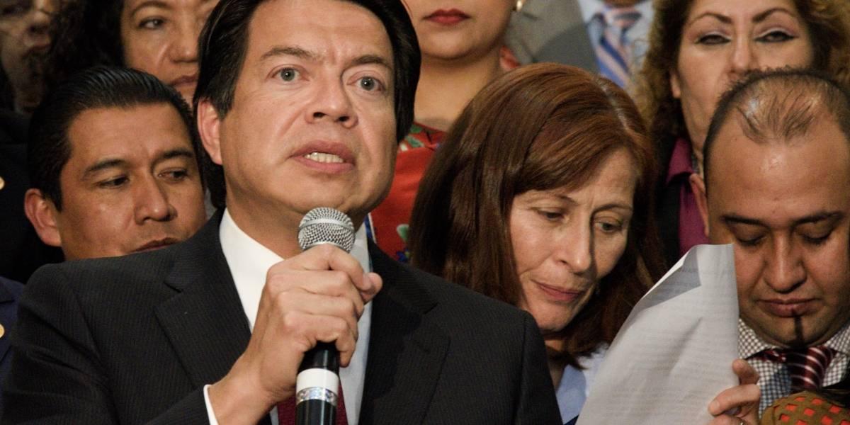 Vamos a acelerar el juicio político de Rosario Robles: Mario Delgado