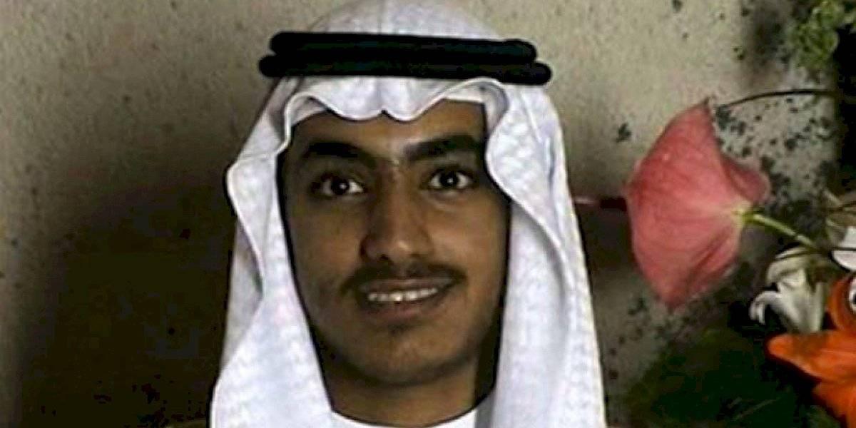 Donald Trump confirma muerte del hijo de Osama Bin Laden