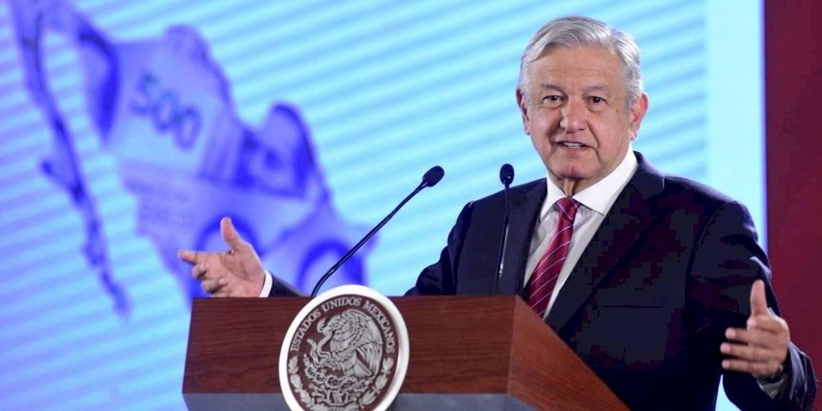 Celebra AMLO el crecimiento económico anunciado por el Inegi