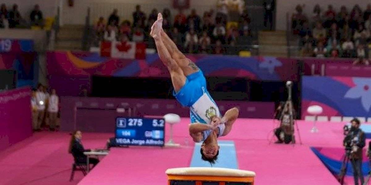 VIDEO. Jorge Vega se viste de plata en los Juegos Panamericanos