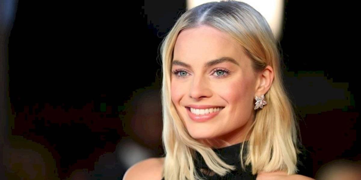 FOTOS. Margot Robbie genera críticas por brutal Photoshop que la dejó deforme