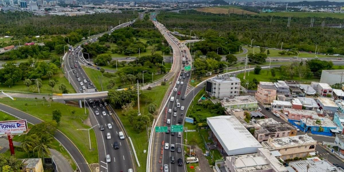 Próxima a completarse segunda fase de la rehabilitación del puente sobre el Caño Martín Peña