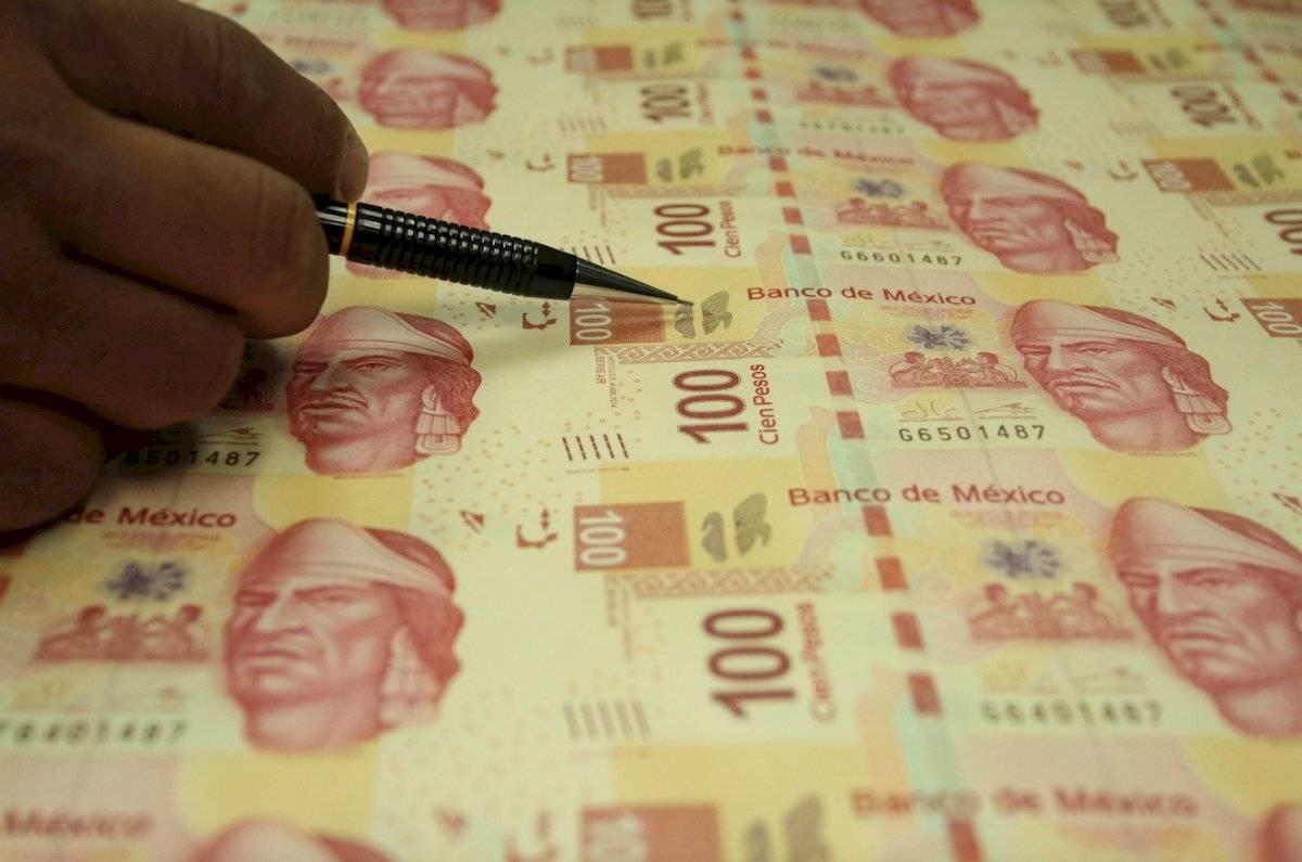 México-billetes