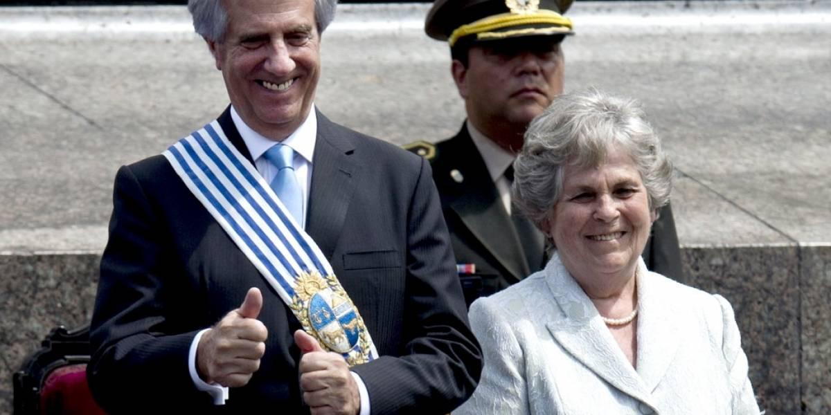 Uruguay, de luto por muerte delaprimera dama,María Auxiliadora Delgado