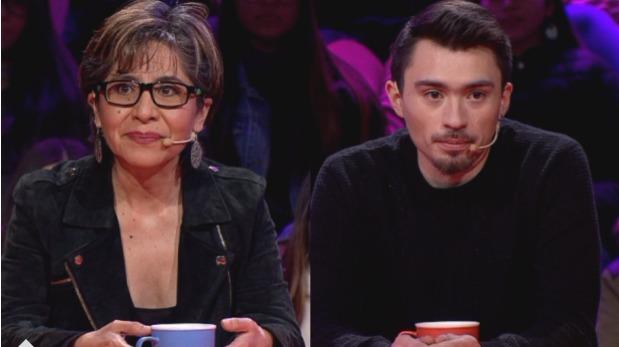 Nico Gavilán y Soa Ledy