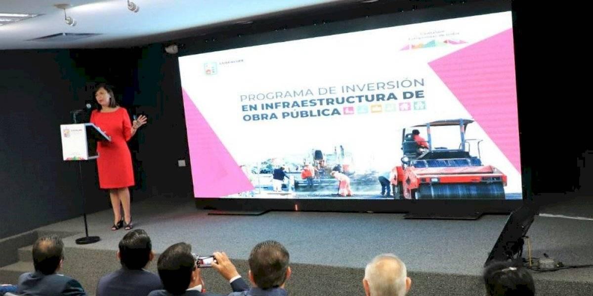 Invierten 150 mdp para obra pública en Guadalupe, Nuevo León