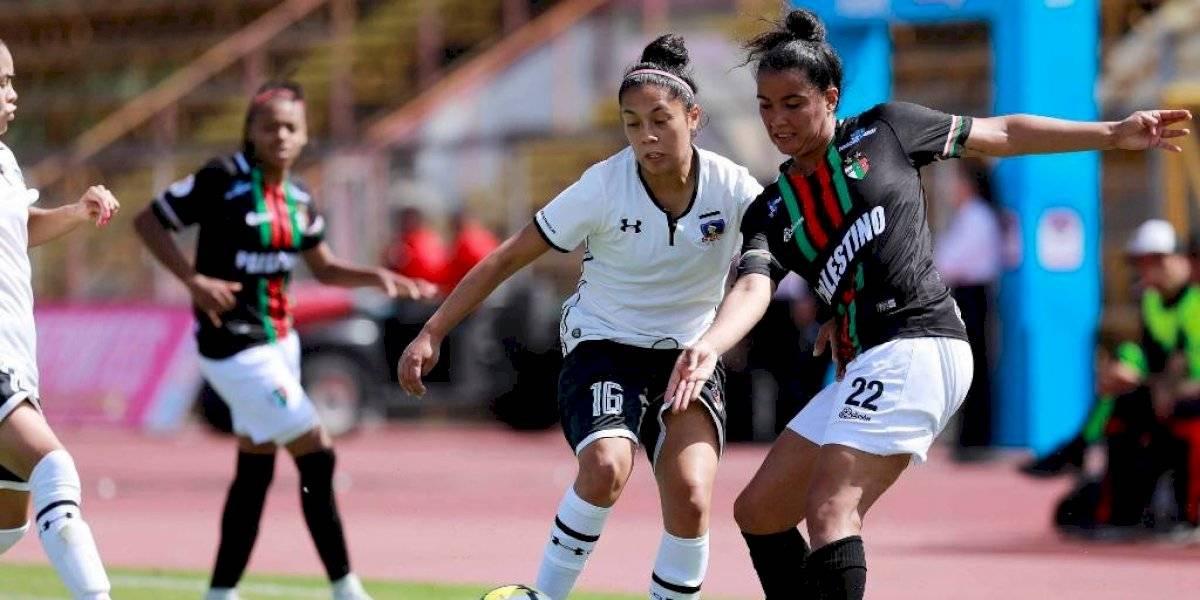 Palestino puja para que el Chile 2 a la Libertadores con Colo Colo se juegue con todas las figuras