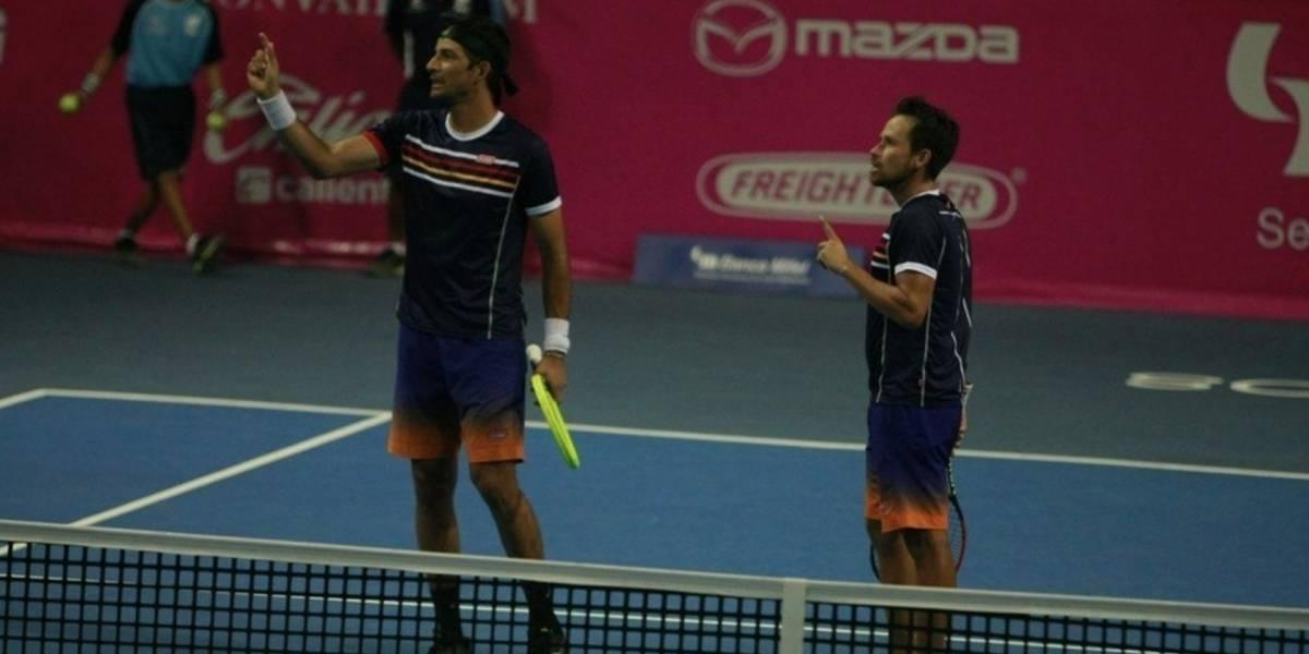 Campeones Reyes-Varela y Arévalo son eliminados en Los Cabos