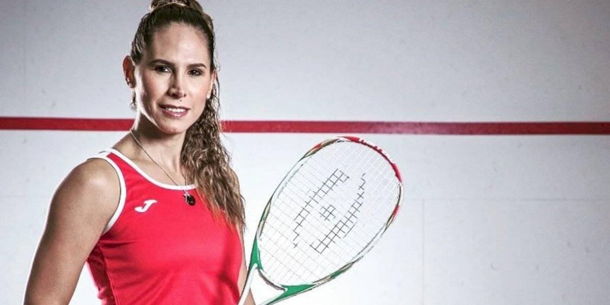 Samantha Terán despide su carrera con Bronce en Lima 2019