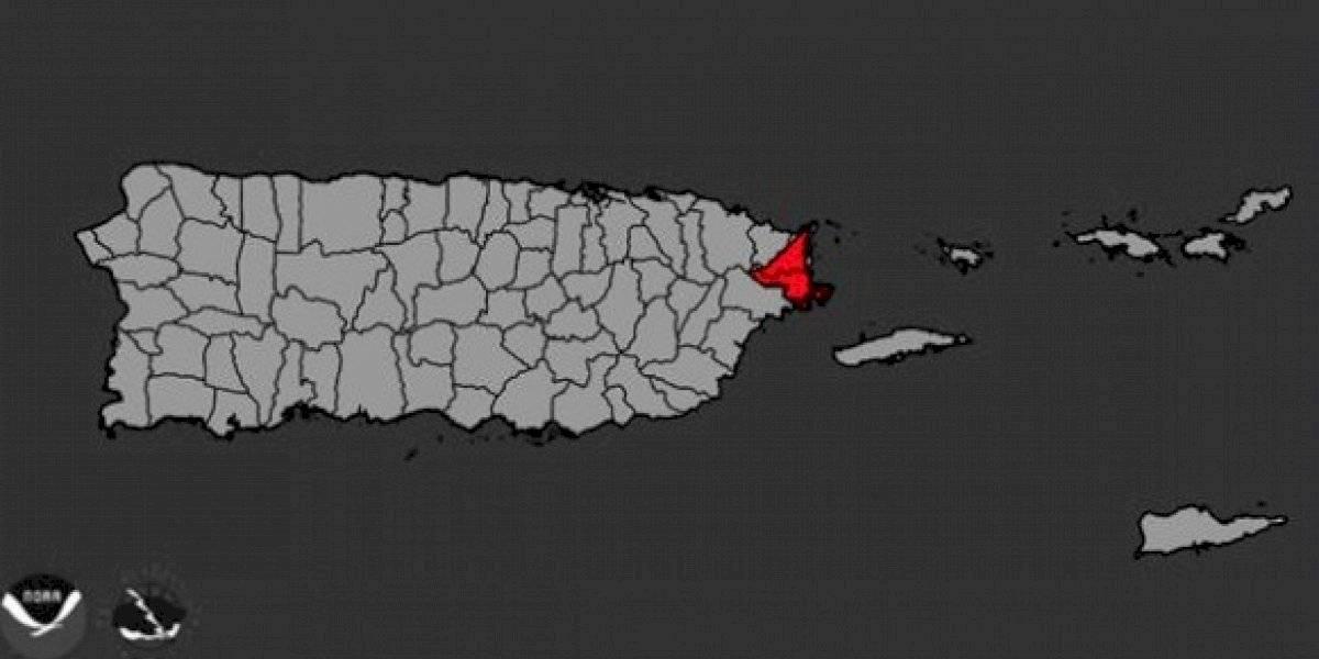 Emiten aviso de inundaciones para Ceiba y Fajardo