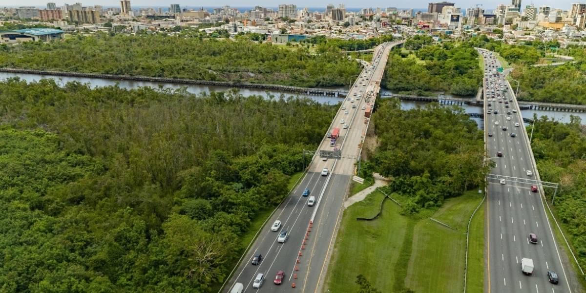 Completarán segunda fase de la rehabilitación del puente sobre el Caño Martín Peña