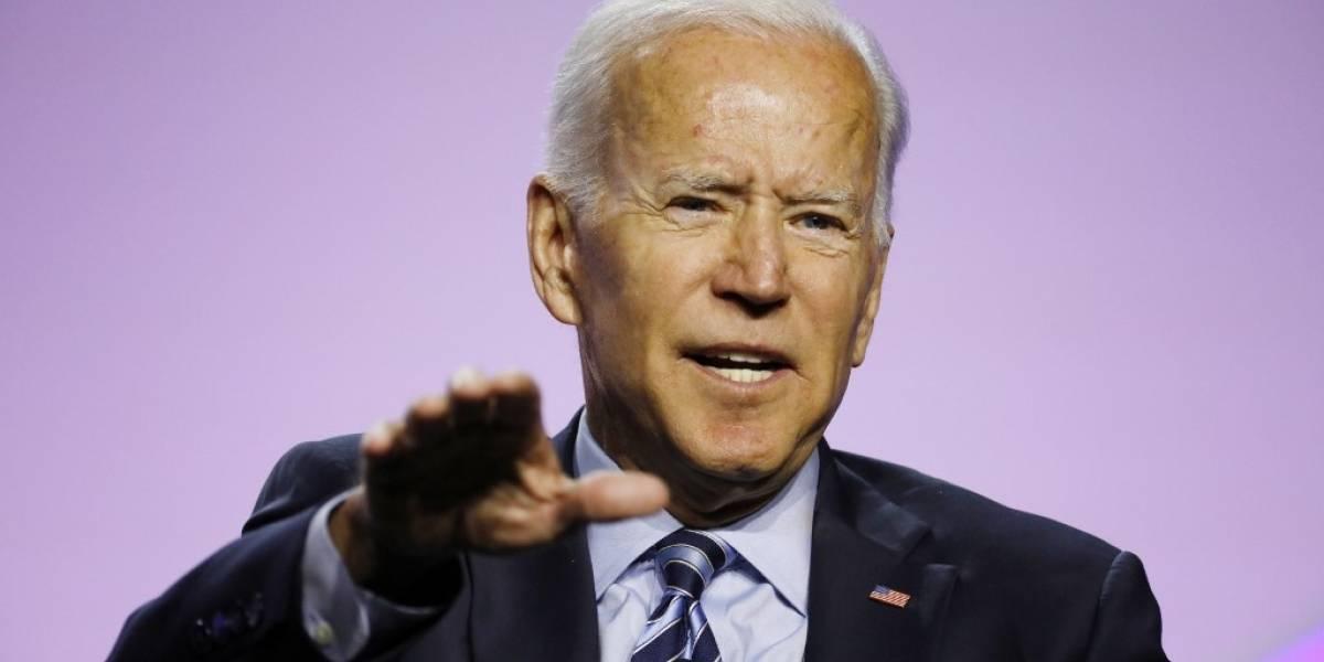 Biden centra atención en segundo debate demócrata en Estados Unidos