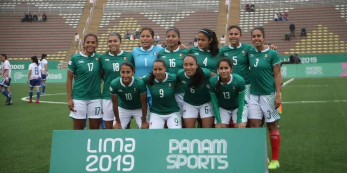 Tri femenil cae ante Paraguay y pone en riesgo pase a semifinales