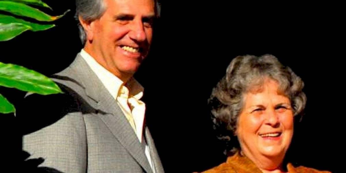 Muere a los 82 años la esposa del presidente de Uruguay