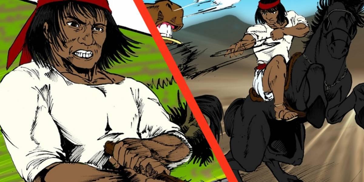 Gobierno de México publica cómic sobre un héroe rarámui poco conocido