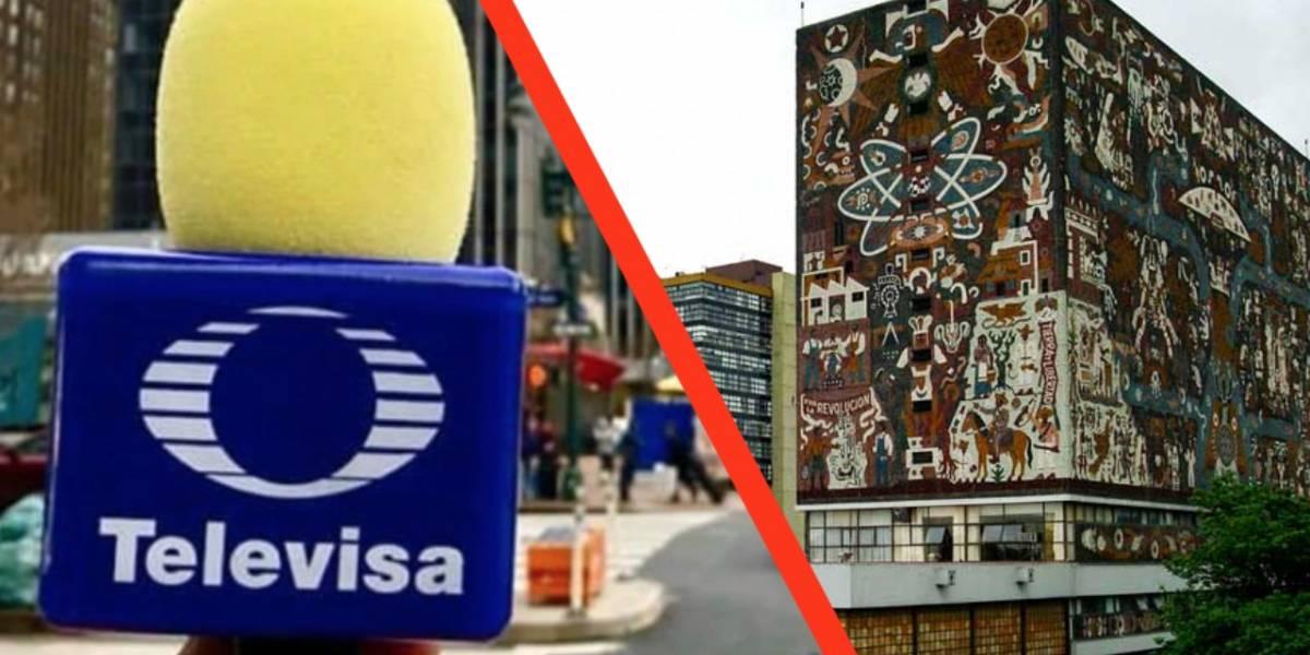 Televisa se encargará de dar servicio de Internet a la UNAM