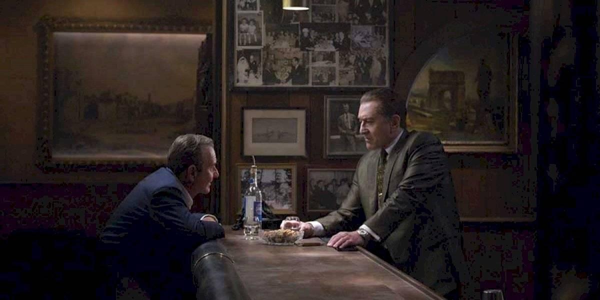 VIDEO. Primer tráiler de The Irishman, la nueva película de Martin Scorsese