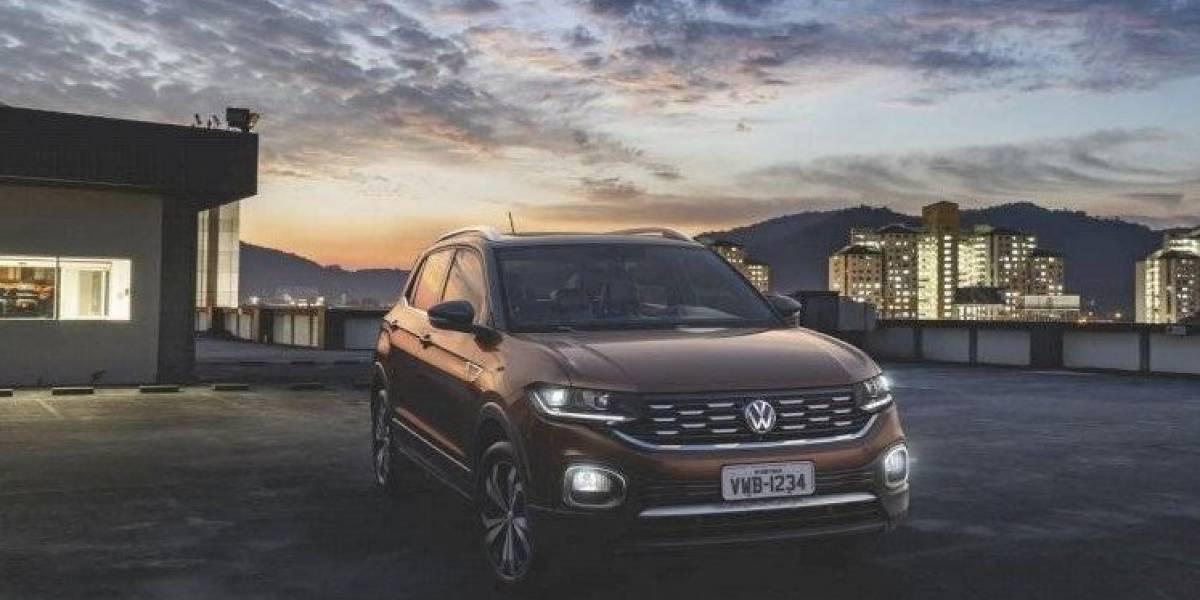 Volkswagen  T-Cross, la nueva pieza de nuestra colección llega a Ecuador