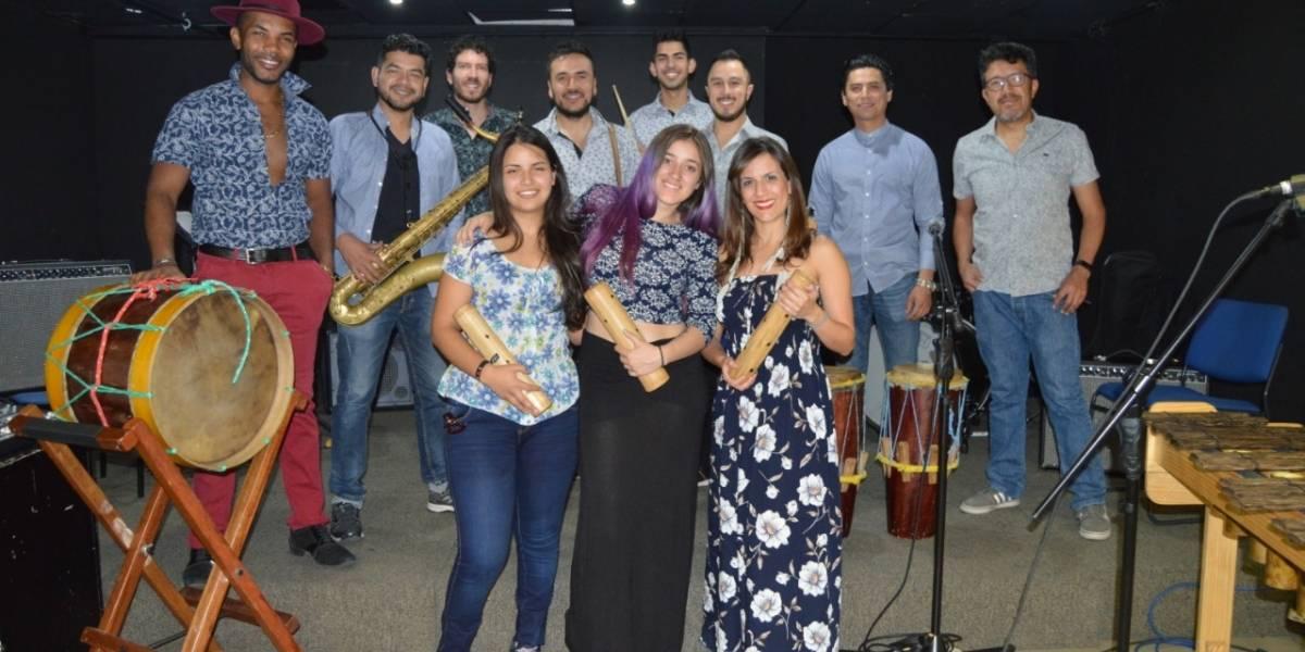 La Tunda, grupo de marimba ecuatoriana de la UDLA, se internacionaliza