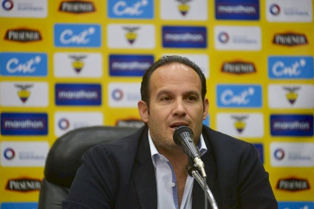 Francisco Egas.