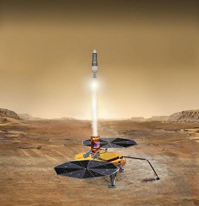 Expertos señalan que los astronautas que viajen a Marte pueden sufrir problemas de salud inesperados