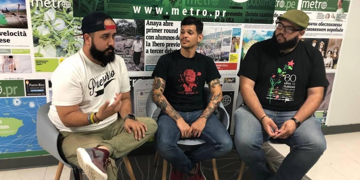 Plan de Contingencia: un podcast ecléctico entre tres panas
