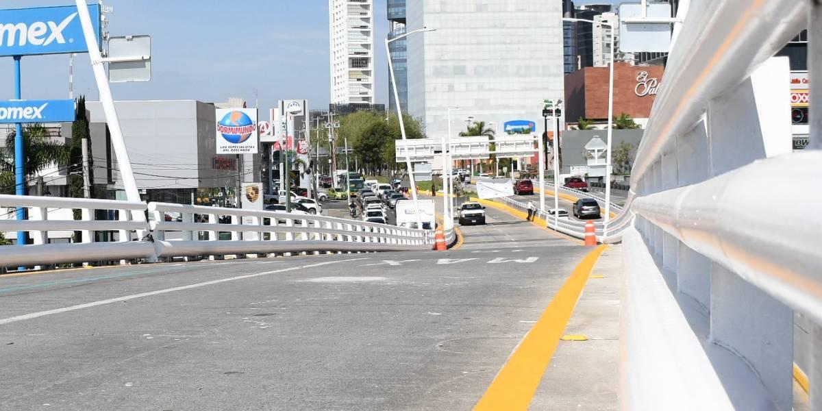 Puente de Acueducto y avenida Patria será reabierto antes de tiempo