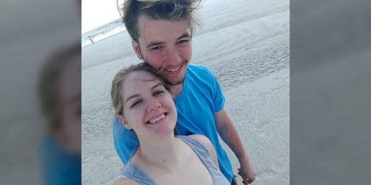 Esta mulher de 22 anos tinha três dias de casada e ganhou uma lua de mel para esquecer