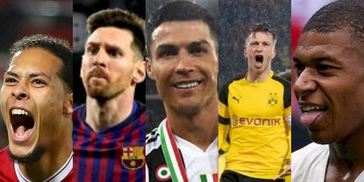 Las 5 grandes ligas europeas están a punto de comenzar